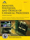 Analysis, Synthesis and Design of Chemical Processes (eBook)
