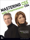Mastering CSS with Dreamweaver CS4 (eBook)