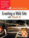 Creating a Web Site with Flash 8 (eBook)