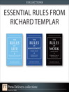 Essential Rules from Richard Templar (eBook)