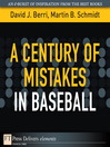A Century of Mistakes in Baseball (eBook)