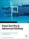 Final Cut Pro X Advanced Editing (eBook)