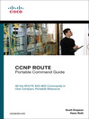 CCNP ROUTE Portable Command Guide (eBook)