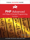 PHP Advanced and Object-Oriented Programming (eBook): Visual QuickPro Guide