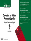 Choosing an Online Payment Service (eBook)