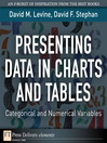 Presenting Data in Charts and Tables (eBook): Categorical and Numerical Variables