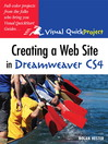 Creating a Web Site in Dreamweaver CS4 (eBook)