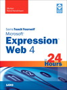 Sams Teach Yourself Microsoft Expression Web 4 in 24 Hours (eBook)