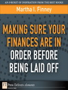 Making Sure Your Finances Are in Order Before Being Laid Off (eBook)