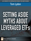 Setting Aside Myths About Leveraged ETFs (eBook)