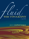 Fluid Web Typography (eBook): Fluid Web Typography