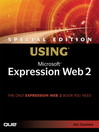 Special Edition Using Microsoft Expression Web 2 (eBook)