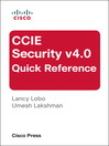 CCIE Security v4.0 Quick Reference (eBook)