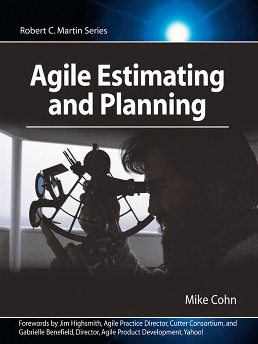 Agile Estimating and Planning (eBook)