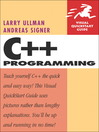 C++ Programming (eBook): Visual QuickStart Guide