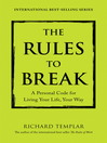 The Rules to Break (eBook)