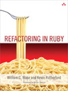 Refactoring in Ruby (eBook)