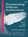 Documenting Software Architectures (eBook): Views and Beyond