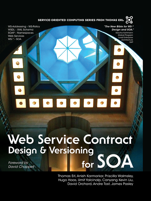 Web Service Contract Design and Versioning for SOA (eBook)