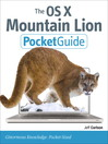The OS X Mountain Lion Pocket Guide (eBook)