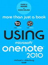 Using Microsoft OneNote 2010 (eBook)