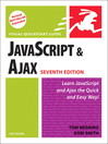 JavaScript and Ajax for the Web (eBook): Visual QuickStart Guide