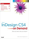 Adobe InDesign CS4 on Demand (eBook)