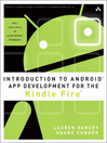 Introduction to Android App Development for the Kindle Fire (eBook)
