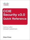 CCIE Security v3.0 Quick Reference (eBook)