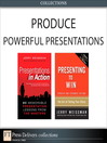 Produce Powerful Presentations (Collection) (eBook)