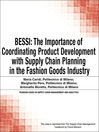 BESSI (eBook): The Importance of Coordinating Product Development with Supply Chain Planning in the Fashion Goods Industry