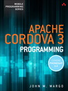 Apache Cordova 3 Programming (eBook)