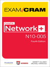 CompTIA Network+ N10-005 Authorized Exam Cram (eBook)