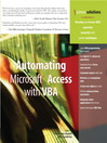 Automating Microsoft Access with VBA (eBook)