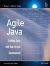 Agile Java Crafting Code with Test-Driven Development (eBook)