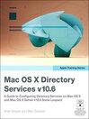 Mac OS X Directory Services v10.6 (eBook)
