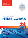 Sams Teach Yourself HTML and CSS in 24 Hours (eBook)