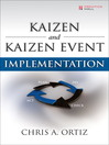 Kaizen and Kaizen Event Implementation (eBook)