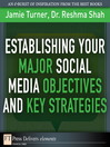 Establishing Your Major Social Media Objectives and Key Strategies (eBook)