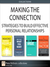 Making the Connection (eBook): Strategies to Build Effective Personal Relationships