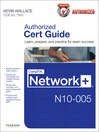 CompTIA Network+ N10-005 Authorized Cert Guide (eBook)