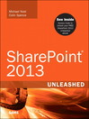 SharePoint 2013 Unleashed (eBook)