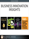 Business Innovation Insights (Collection) (eBook)