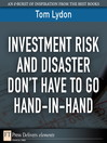 Investment Risk and Disaster Don't Have to Go Hand-in-Hand (eBook)