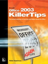 Microsoft Office 2003 Killer Tips (eBook)
