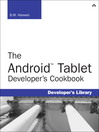 The Android Tablet Developer's Cookbook (eBook)