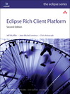 Eclipse Rich Client Platform (eBook)