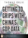 Getting to Grips with China's GDP Data (eBook): Options, Futures and Structures
