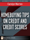 Homebuying Tips on Credit and Credit Scores (eBook)