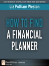 How to Find a Financial Planner (eBook)